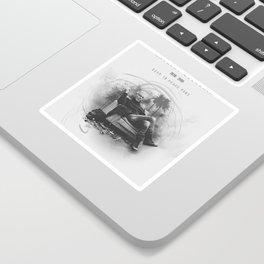 Anthony Bourdain RIP Sticker
