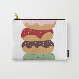 Mountain of Donuts in my Dream Carry-All Pouch