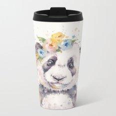 Little Panda Metal Travel Mug