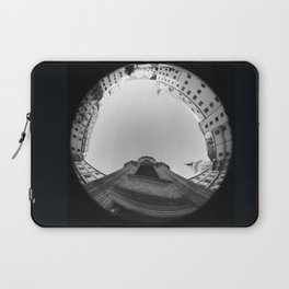 The spiral staircase in the Renaissance castle Hartenfels in Torgau / Saxony 7 Laptop Sleeve
