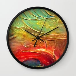 Tactile 2 Wall Clock