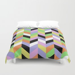 Stacked Colour Duvet Cover
