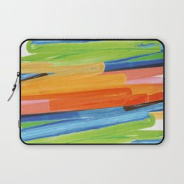 Color yellow red blue green Laptop Sleeve