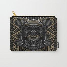 Samurai mask Carry-All Pouch