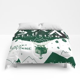 ISAAC DELUSION Comforters
