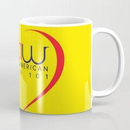 AAW101 Yellow Coffee Mug