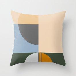 Contemporary 40 Throw Pillow