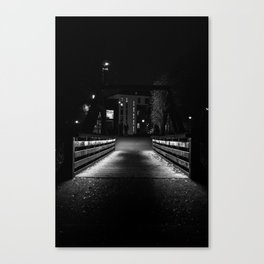 Vulkan Bridge Canvas Print