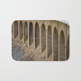 Roman aqueduct Bath Mat