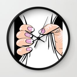She who must be obeye Wall Clock