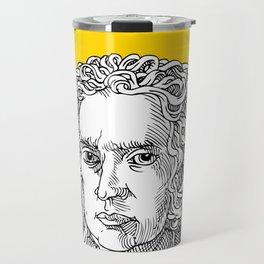 St. Newton Travel Mug