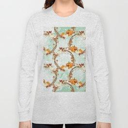 Autumn Pattern 09 Long Sleeve T-shirt