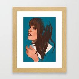 An Appeal to a Higher Power Framed Art Print
