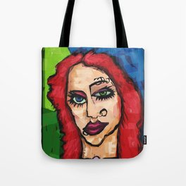 Muliebrity Tote Bag