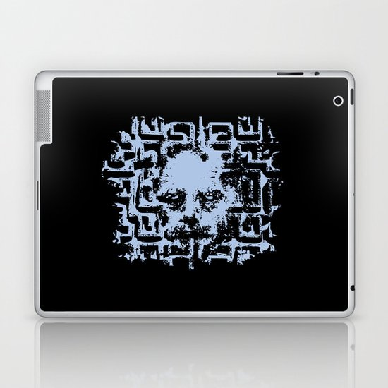 You Have Always Been the Caretaker Here Laptop & iPad Skin