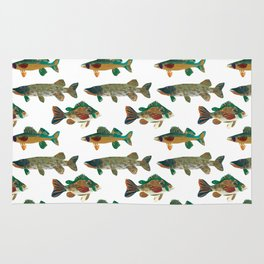 Freshwater Favorites Rug