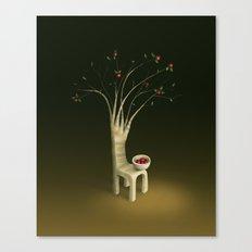 Strawberry Guava Tree Canvas Print