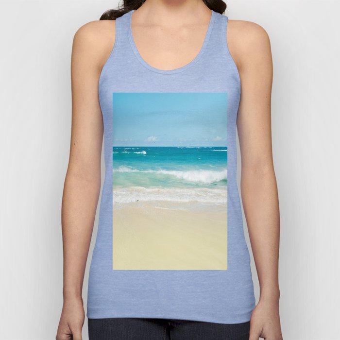 Beach Love Unisex Tank Top