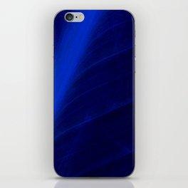 Blue Achira iPhone Skin