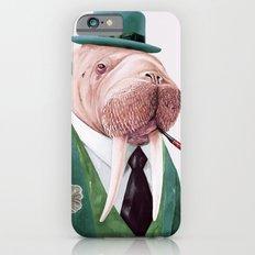 Walrus Green Slim Case iPhone 6s