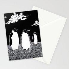 Penguins Stationery Cards