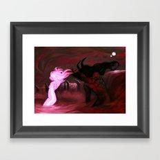 Pinnacle Framed Art Print