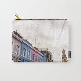Dreamy Sky over Notting Hill, London Carry-All Pouch
