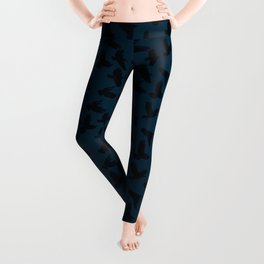 As The Crows Fly Leggings