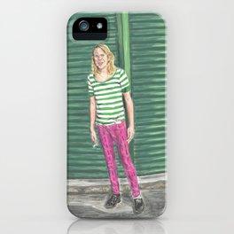 Ariel Pink: Hot Pink! iPhone Case