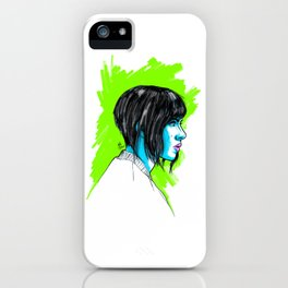 The Major iPhone Case