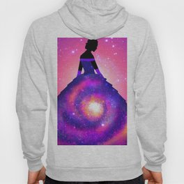 She is the Galaxy Hoody