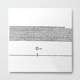 ARCHITECTURE1 Metal Print