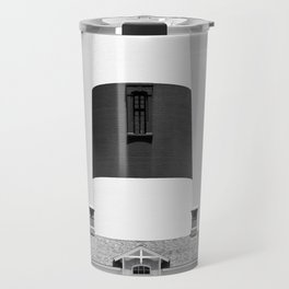Minimalist Lighthouse Travel Mug