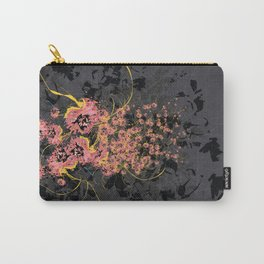 Generative Print 2 Carry-All Pouch