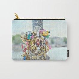 Paris Love locks II Carry-All Pouch