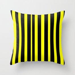 Strips 6-line,band,striped,zebra,tira,linea,rayas,rasguno,rayado. Throw Pillow