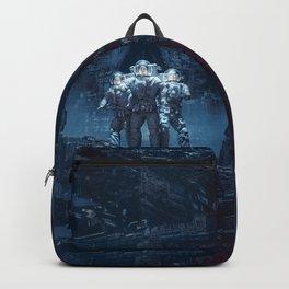 Planet of Doom Backpack
