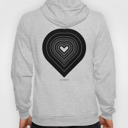 CRYPTIC HIPSTER HEART. Hoody