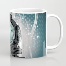 Deep Space Diver Coffee Mug