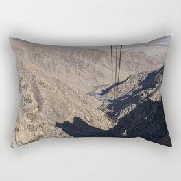 Palm Springs Aerial Tramway Rectangular Pillow