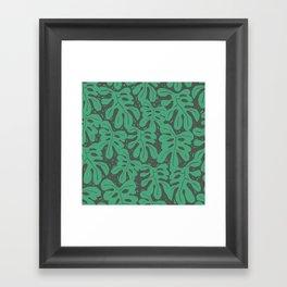 Tropical Mood Framed Art Print