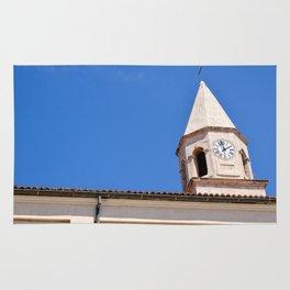 Church in Biograd (Croatia) Rug