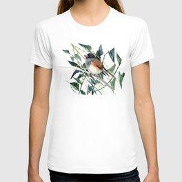 Cute Bird Dark Eyed Junco T-shirt