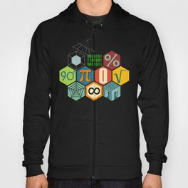 Math in color Hoody