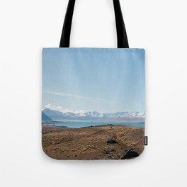 Lake Tekapo III Tote Bag