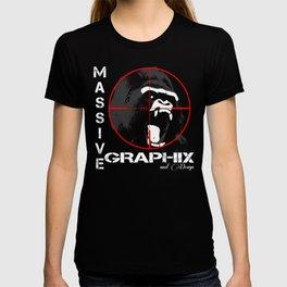 Massive GPX Gorilla Yell T-shirt