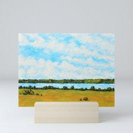Skaneateles Lake by Mike Kraus Mini Art Print