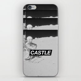 SURFACE // CASTLE iPhone Skin