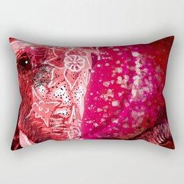 Elephante Rectangular Pillow