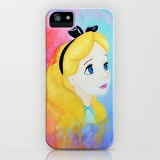 In Wonderland iPhone (5, 5s) Slim Case
